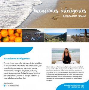 Vacaciones inteligentes
